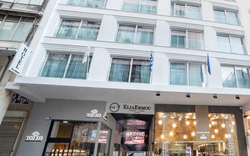 Ελιά Ερμού, Ξενοδοχείο, Exodos Development 2