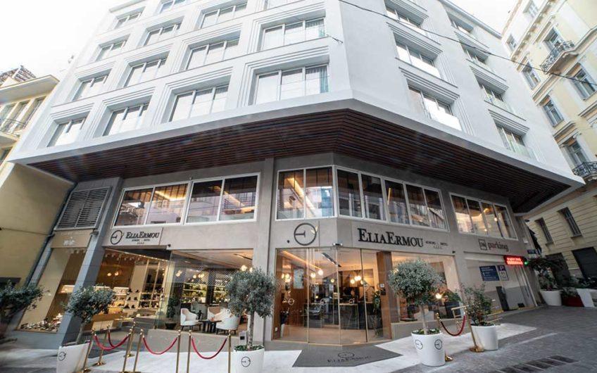 Ελιά Ερμού, Ξενοδοχείο, Exodos Development 4