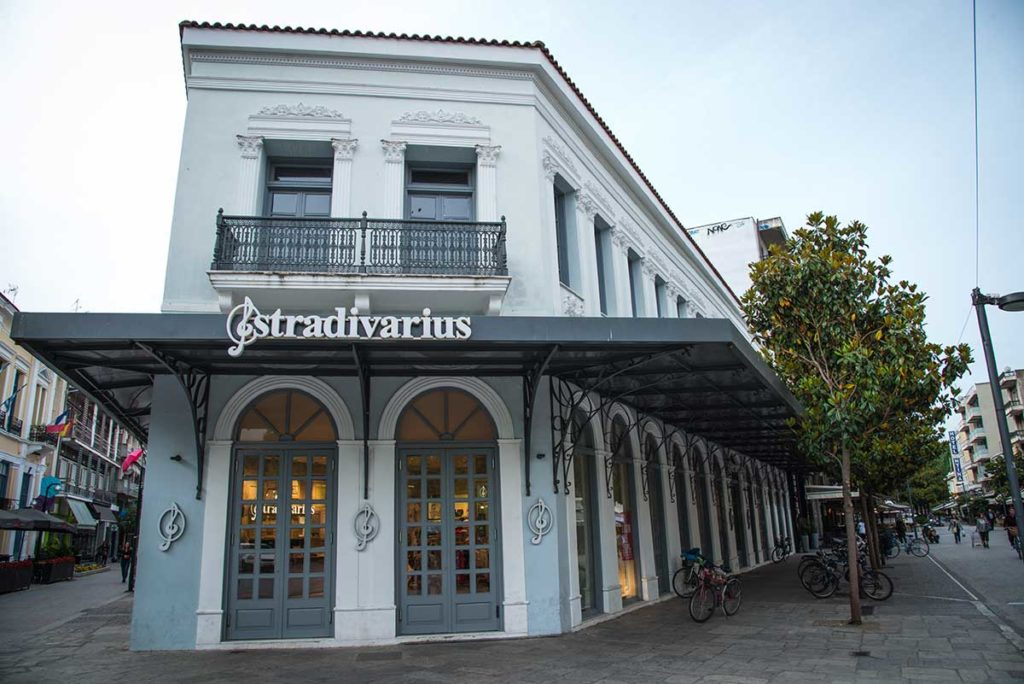 Stradivarius 2 Exodos Development